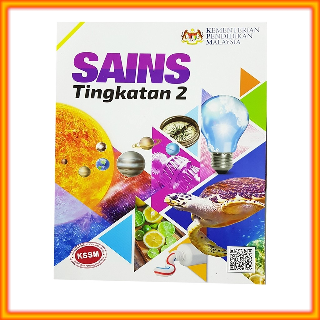 Buku Teks Sains Tingkatan 2 Edisi Bahasa Melayu Shopee Singapore