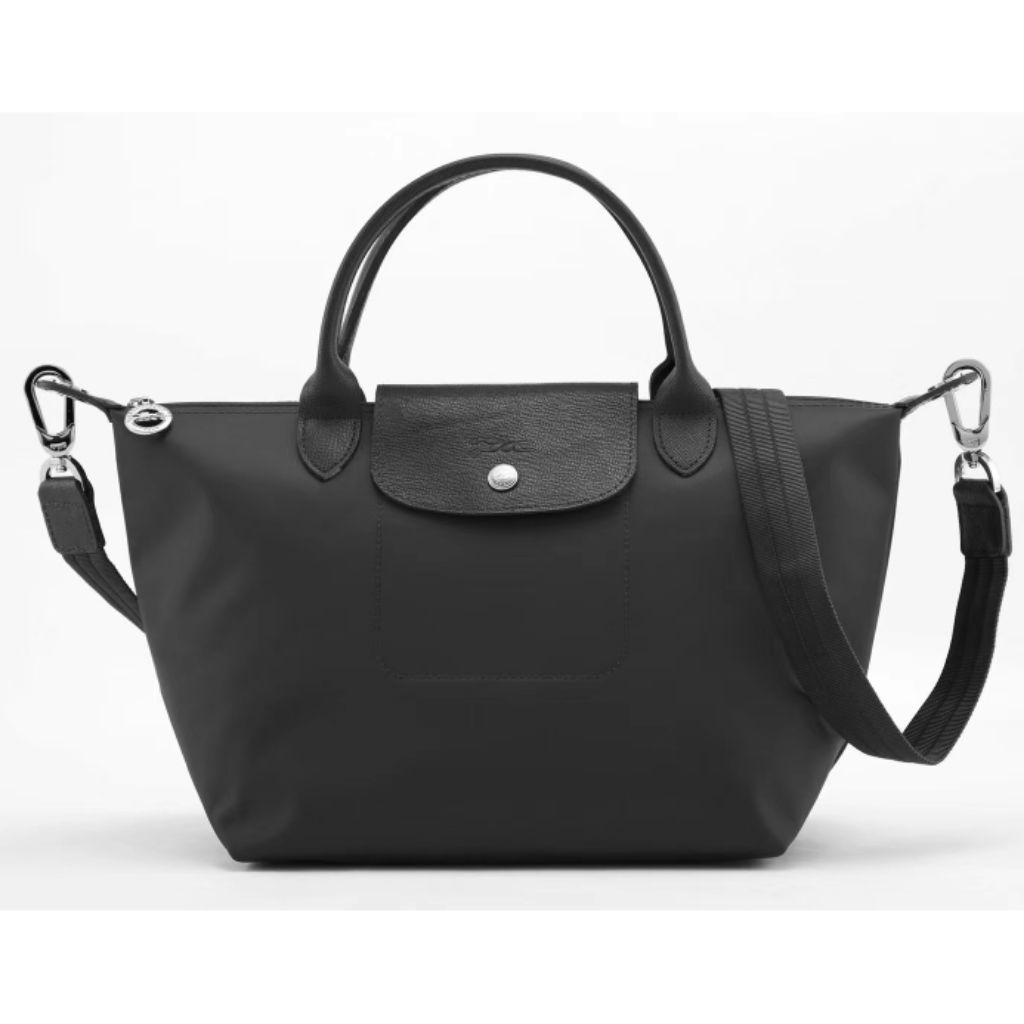 906a10605d Longchamp limited edition paddle travel tote bag short handle with strap  ori