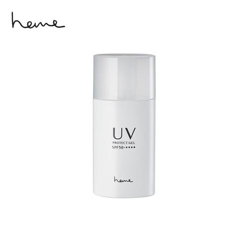 HEME - Whitening & Moisturizing UV Protect Gel SPF50+ (2x40 ml)
