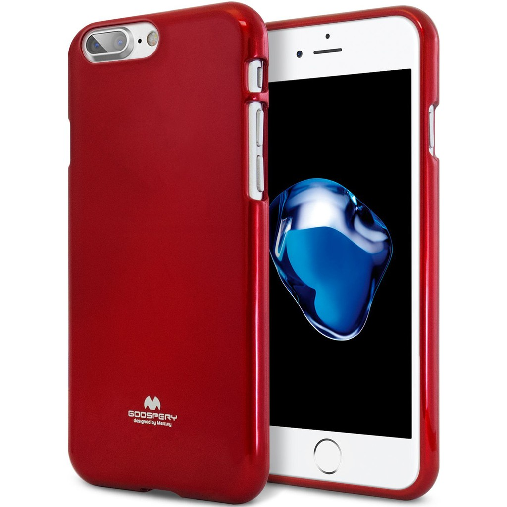Goospery Wow Bumper View Case Iphone 7 8 Phone Plus Sky Slide Red Mercury Shopee Singapore
