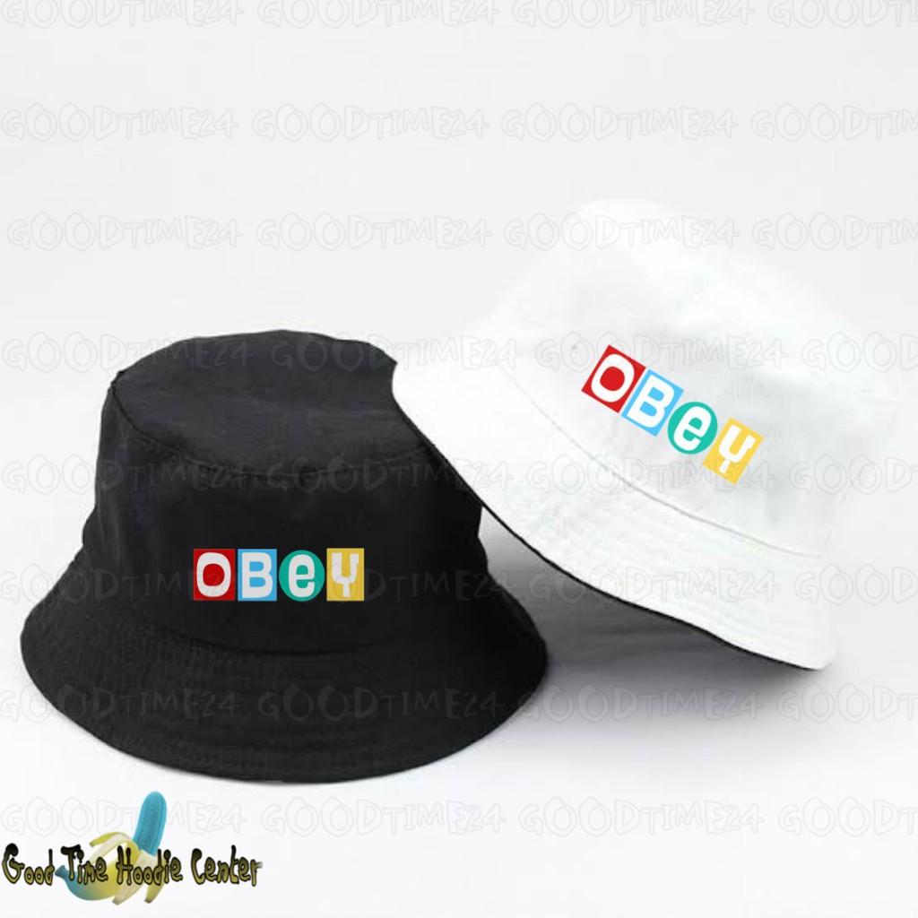 Hat Bucket Bts Jhope Obey Dynamite Shopee Singapore