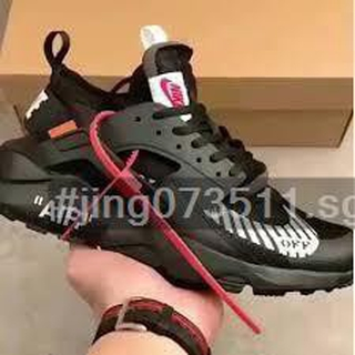 outlet boutique 2018 sneakers fast delivery Authentic OFF-WHITE x Nike Air Huarache Ultra Inspired 2