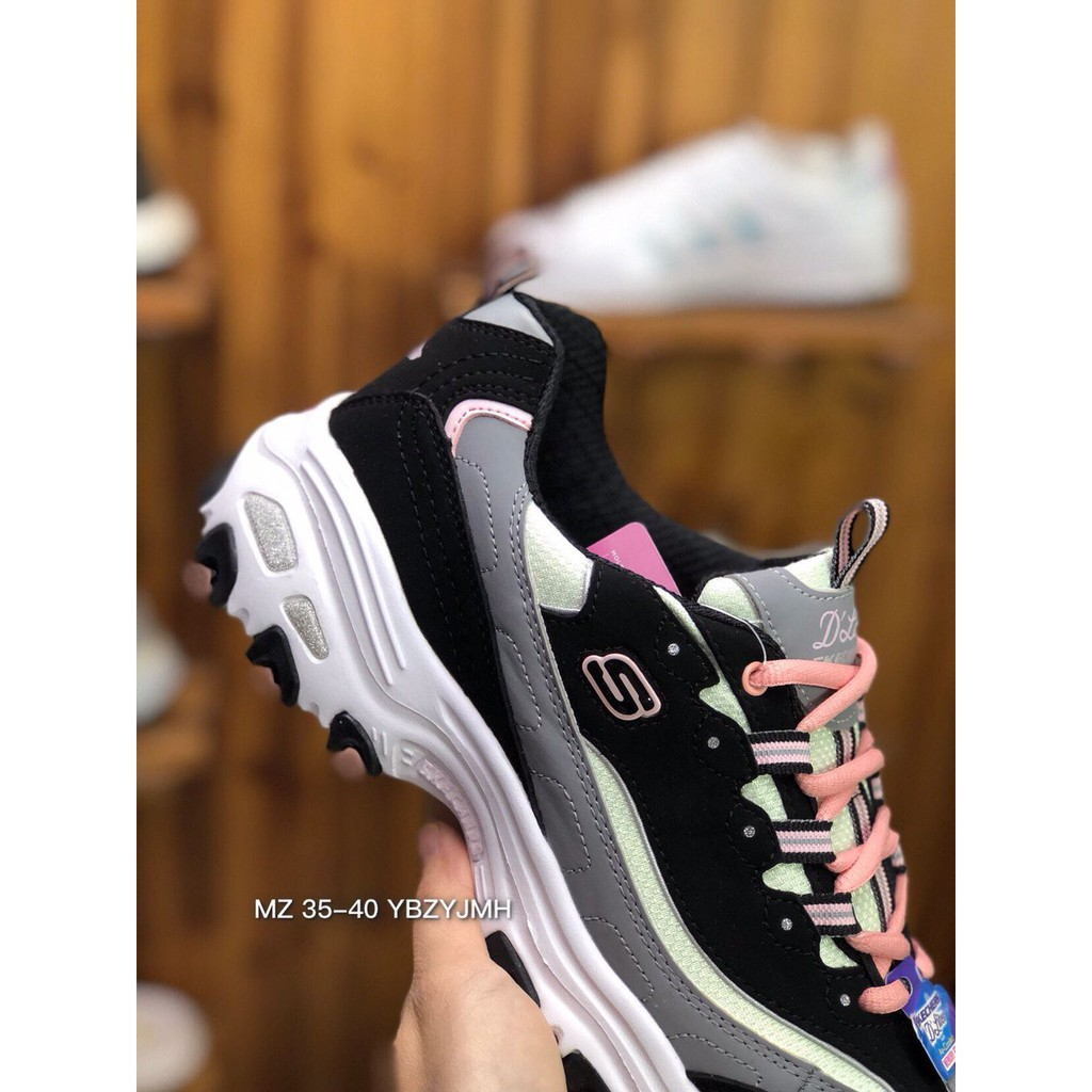 Neu Skechers D/'Lites2 Schuhe  Schuhe sweetheart panda Sneakers Sportschuhe++++
