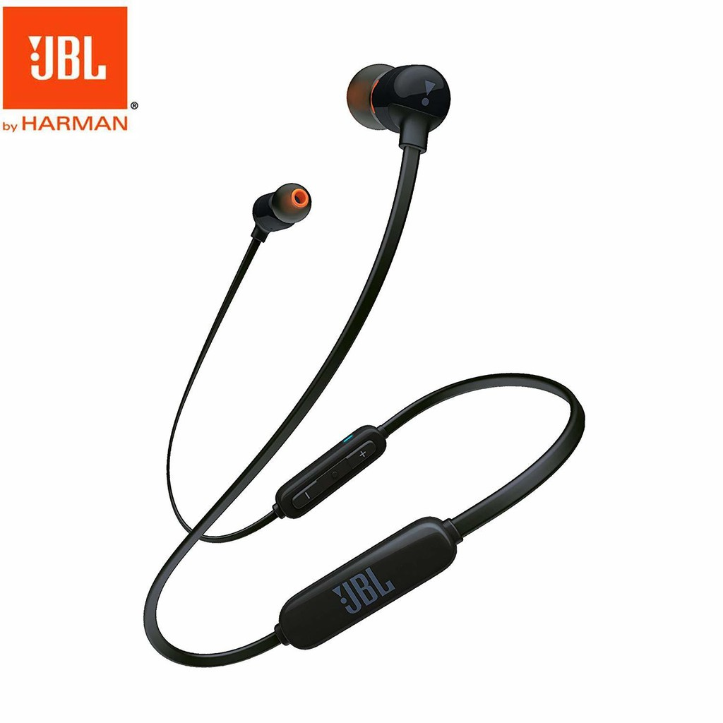 Jbl T110bt Wireless Headset Bluetooth Handsfree Headset Microphone Original Jbl Bluetooth Headset Shopee Singapore