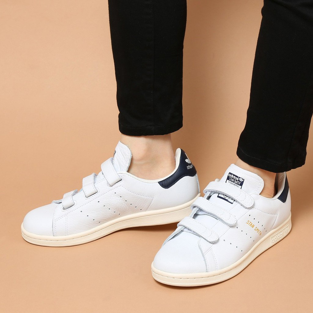 Adidas Stan Smith oro Bold  blanco / oro Smith