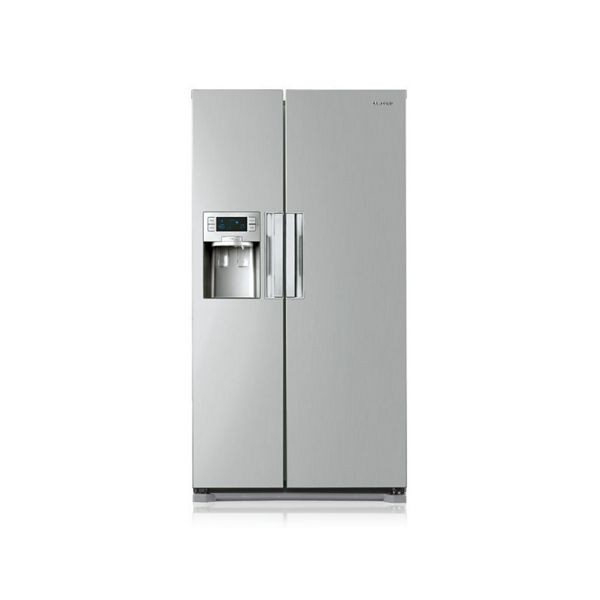 Samsung 537l Side By Side Refrigerator Rsh7unsl Shopee Singapore