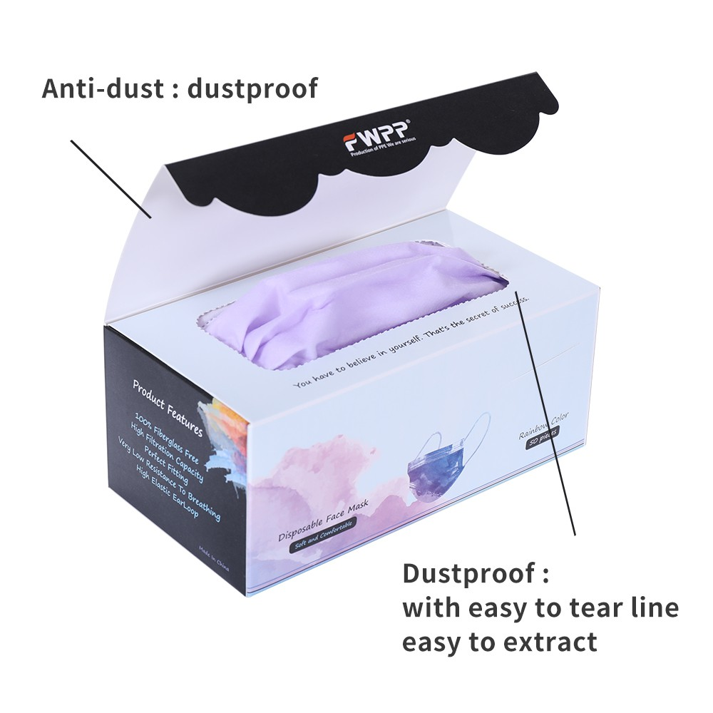 fwpp surgical mask