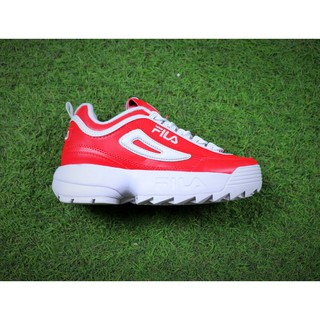 be95b3bb360a FILA Disruptor II 100% genuine thickening leg repair wild jogging shoes in  stock