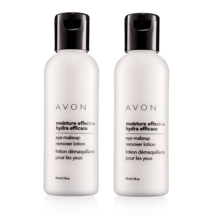 Avon Moisture Effective Eye Makeup Remover Lotion Shopee Singapore