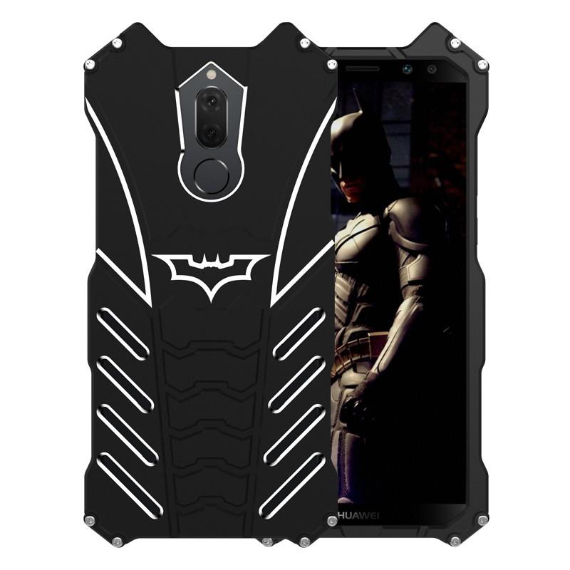 Batman Aluminum Metal Case For Huawei Nova 2i Mate 10 Lite Protection Bumper