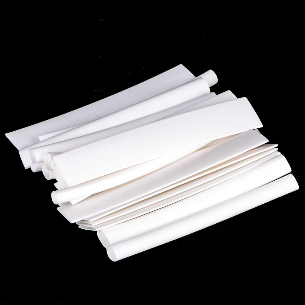 20Pcs //Set 4 Size 3//4:1 Heat Shrink Tubing Wire For iPhone//Android Data Cable