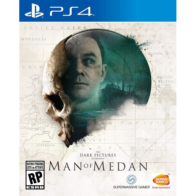 PS4 The Dark Pictures: Man of Medan
