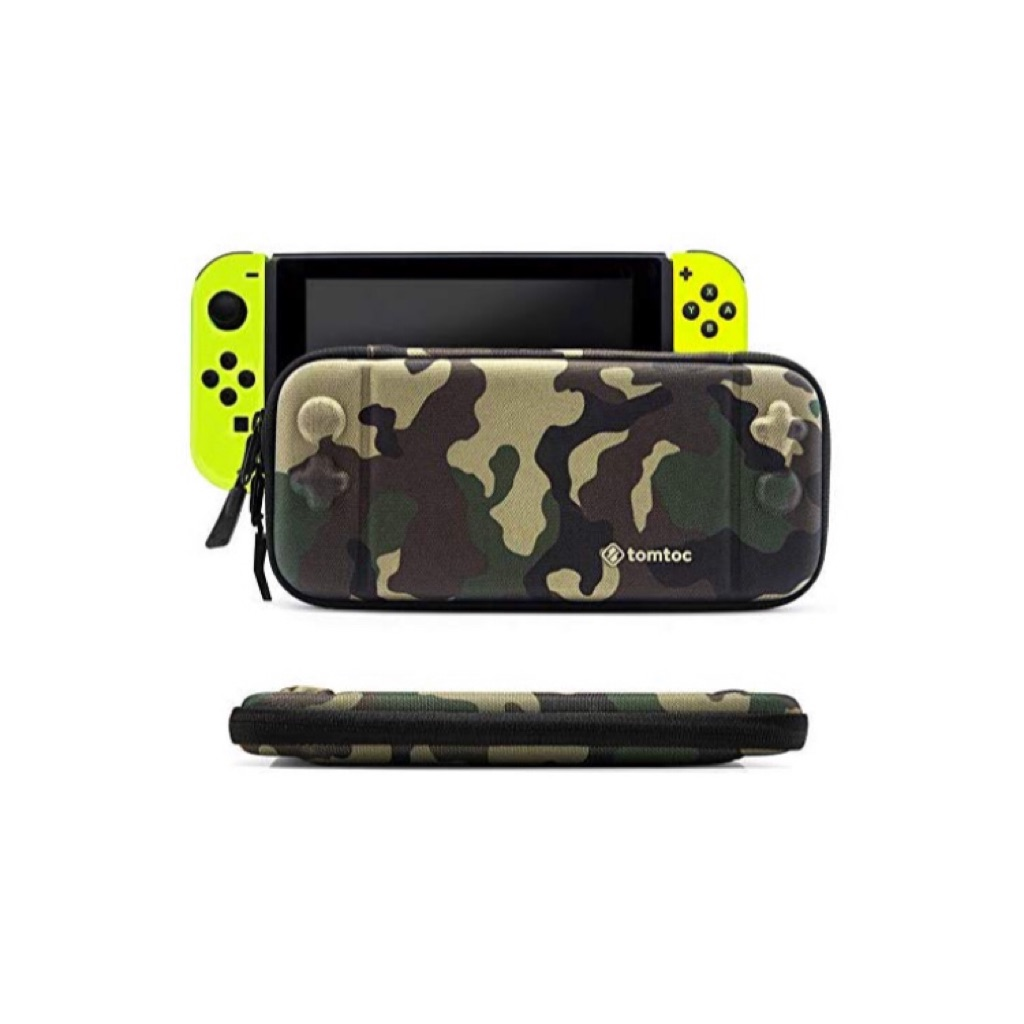 Quick Pouch Collection For Nintendo Switch Splatoon 2 Squid Neon Splatoon2 Hard Case Ink X Hori Purple Shopee Singapore