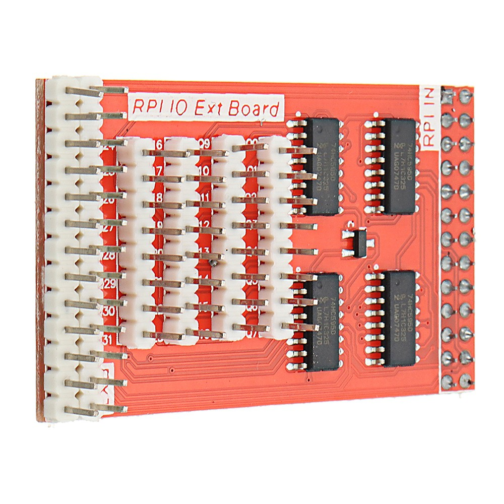 🔆🔆🔆Cascade GPIO Expansion Board 32 IO Extend Adapter Module For  Raspberry Pi