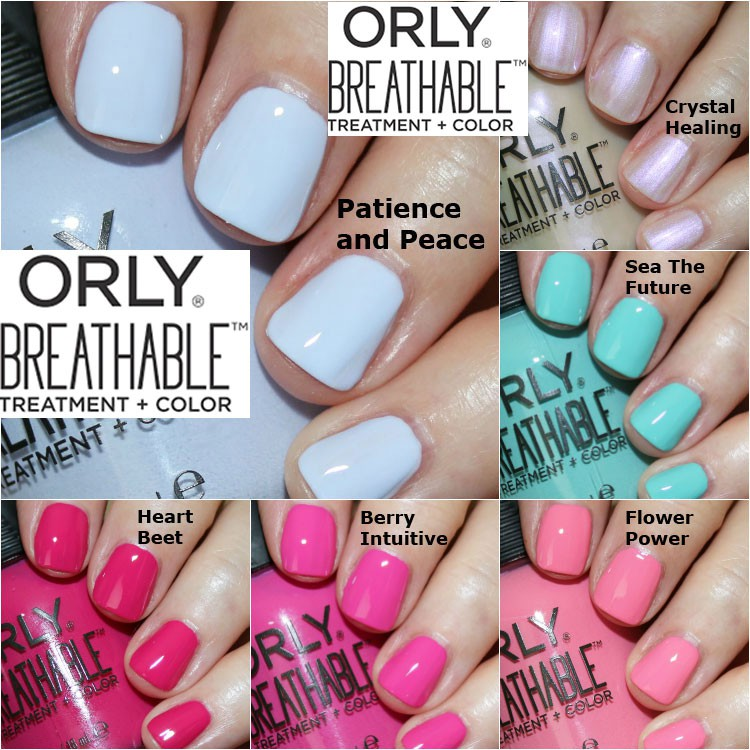 Orly Breathable Treatment Nail Polish