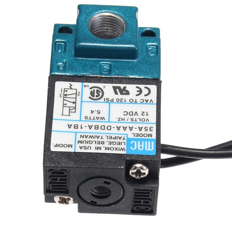 Electronic Boost Control Solenoid Valve 35A-AAA-DDBA-1BA For ECU 3-Port PWM