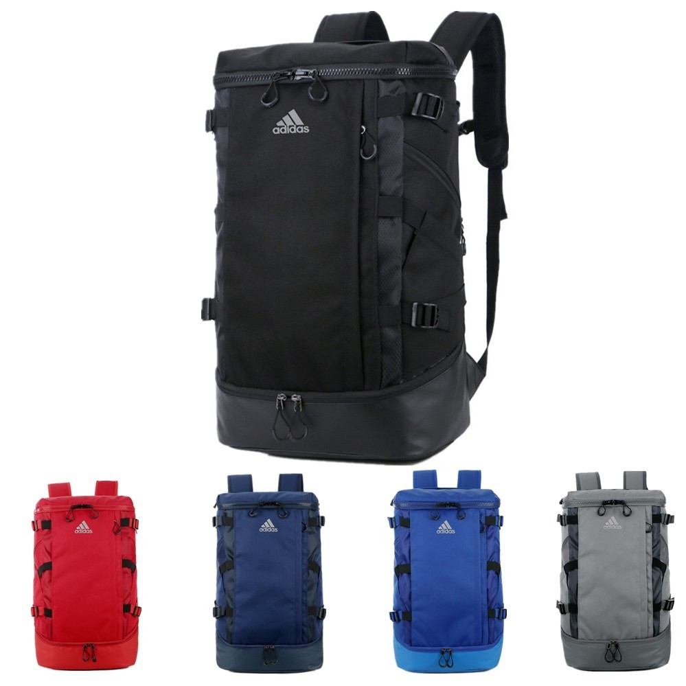 de5ad3a0e06 Adidas 60L Outdoor Sports Backpack Bag Waterproof Large Travel Bags Beg |  Shopee Singapore