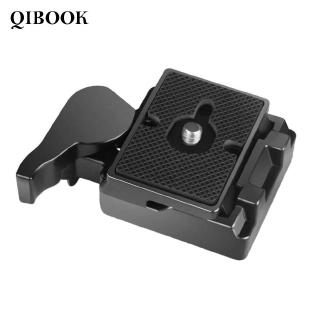 2x Quick Release Plates New lightweight design Manfrotto QR 200PL-14 fitting