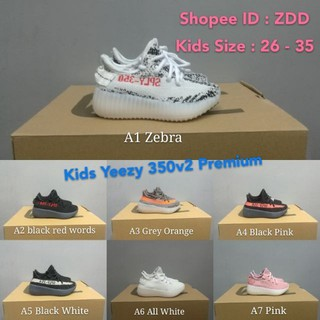 reputable site 2ec25 195e5 Ready Stock Original Yeezy 350v2 kids boots adidas yeezy ...