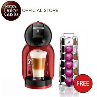 Nescafe Dolce Gusto Mini Me Coffee Machine Free Capsule Holder