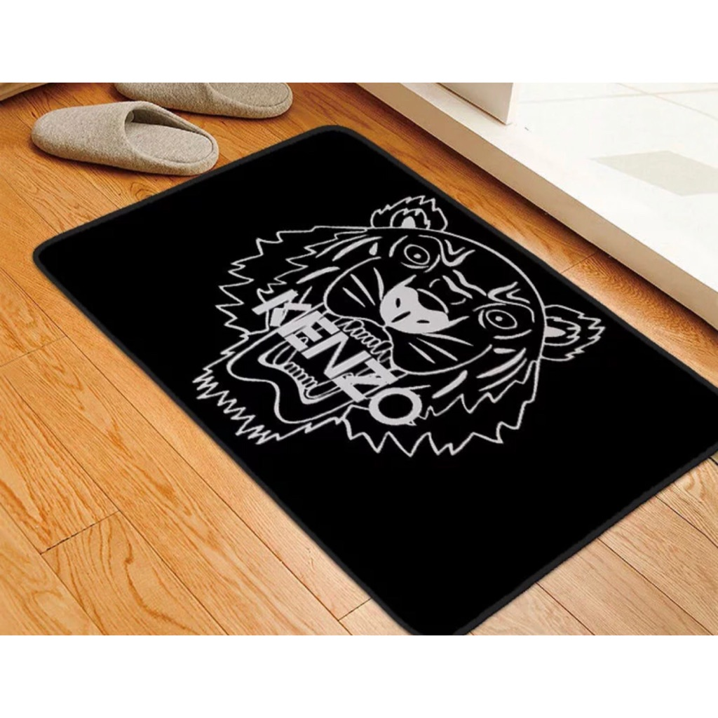 Kenzo Anti Slip Carpet / Rug | Shopee
