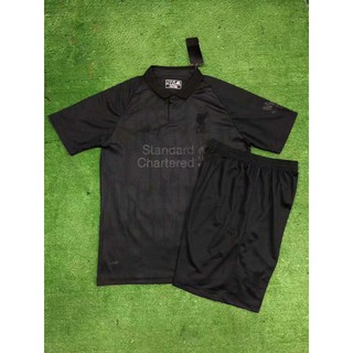 reputable site a3912 78046 Liverpool Pitch Black Special Anniversary Football Jersey ...