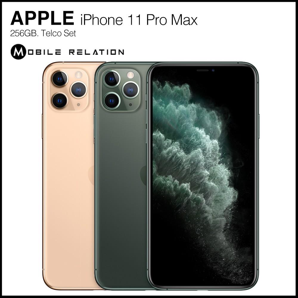 Apple Iphone 11 Pro Max 256gb Local Set Shopee Singapore