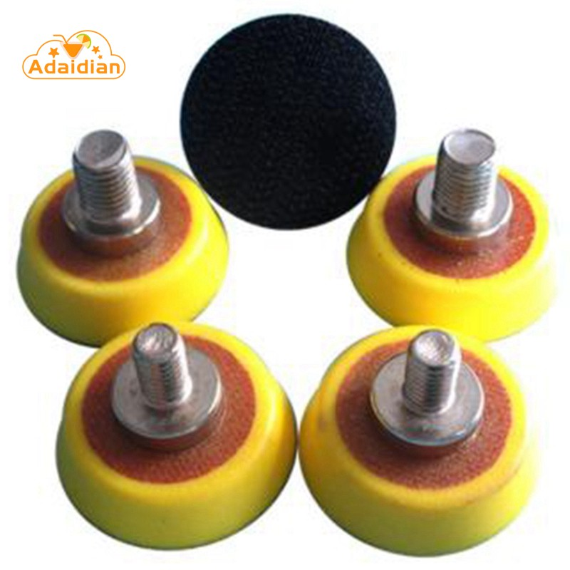 ☼♥☆☆♥☼5 Pcs 1 2 Inch Disc Backing Sanding Pad Abrasive Tools