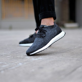 size 40 latest design exclusive range Adidas Ultra Boost Uncaged 'Core Black / Solid Grey'