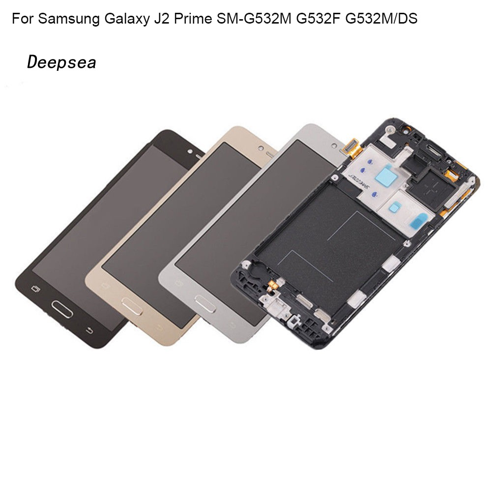 Lcd Touch Screen Digitizer For Samsung Galaxy J2 Prime Sm G532m G532f G532m Ds Shopee Singapore