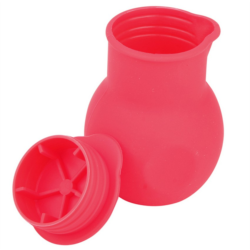 Soft Silicone Chocolate Melting Pot Mould Butter Sauce Milk Baking Pouring