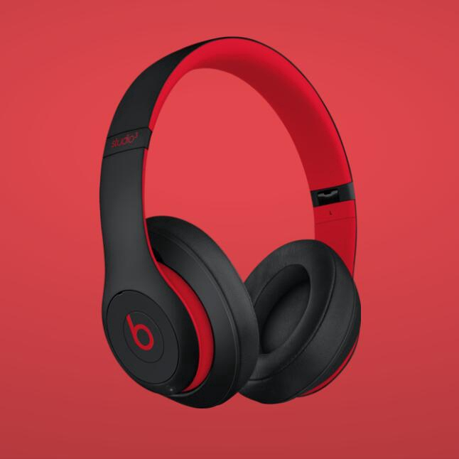 Beats Studio 3 Wireless Bluetooth Deep Bass Studio3 Over Ear Headphone Shopee Singapore