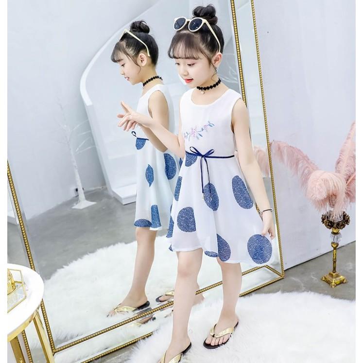 c5b224b13162 taiwan girls dress 2019 new summer girls korean style small floral dress |  Shopee Singapore