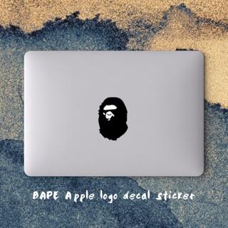 Bape A Bathing Ape Vinyl Sticker For Macbook Apple Logos