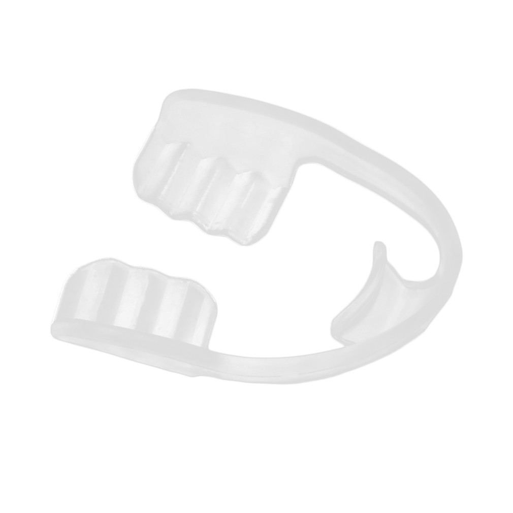 Universal Night Sleep Mouth Guard Stop Teeth Grinding Anti Snoring Bruxism Transparent