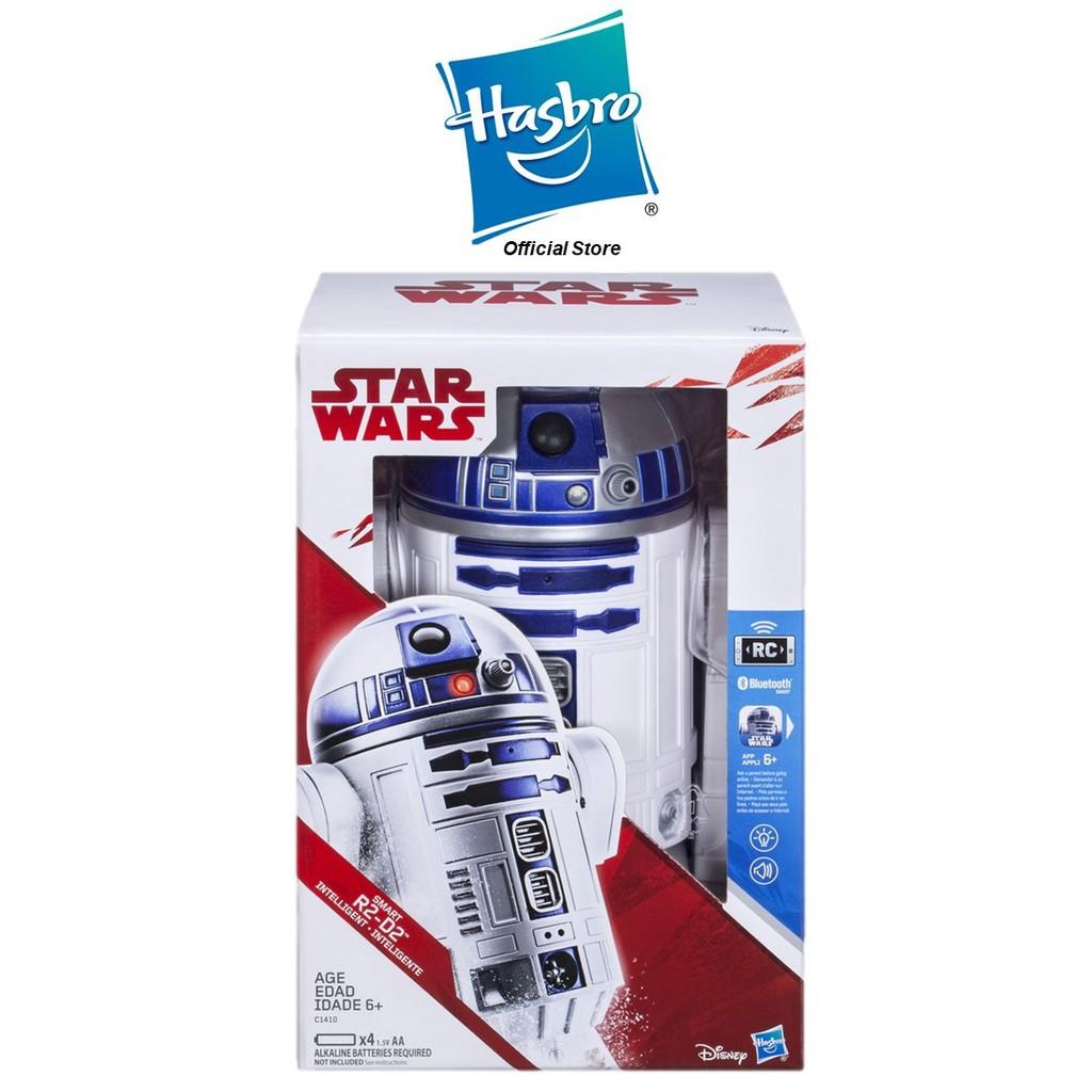 Ages 6 Bluetooth ~NEW~ Hasbro Star Wars Smart R2 D2 App