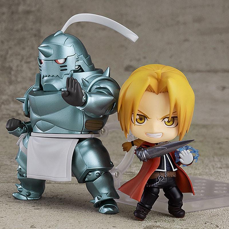 Anime Fullmetal Alchemist Edward Elric Nendoroid 788# Action Figure Figurine NB