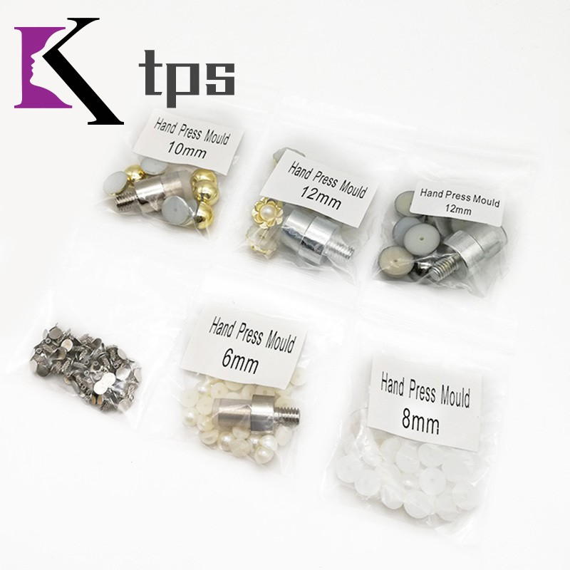 9Pcs Steel Big Eye Collapsible Beads Needle Thread Sewing Needles Different S Q*