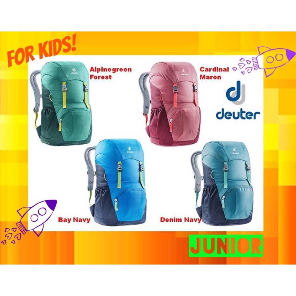 4b53a9fcaa69 🎒2019 🎒 Deuter JUNIOR Backpack Daypack Bag Age 5 - 7