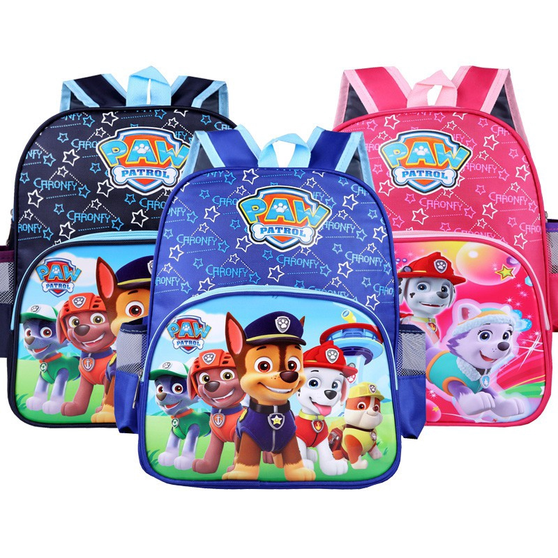 Paw Patrol Book Bag Children