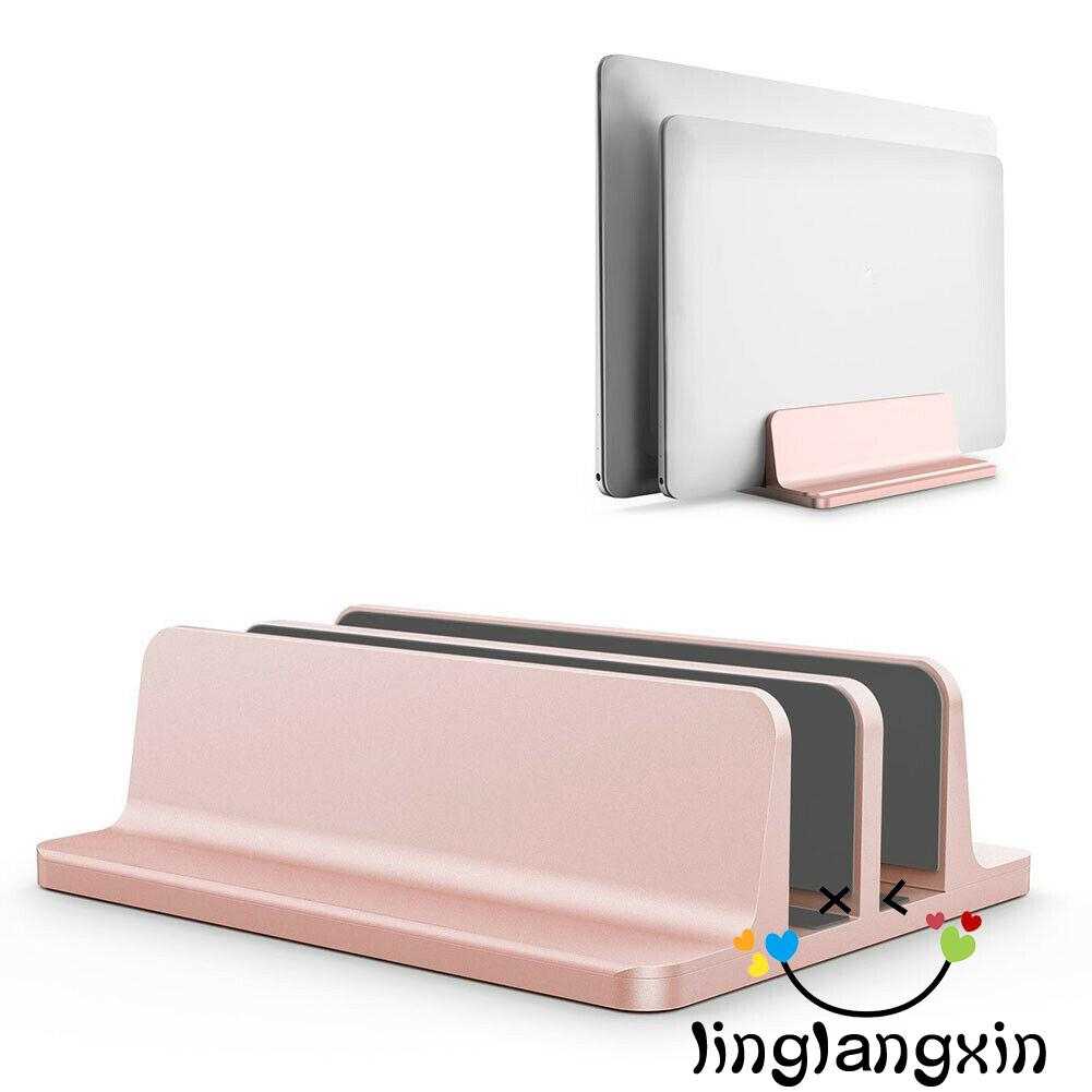 Llx Aluminum Desktop Stand Holder Compatible With All Macbook Pro Air Chromebook Dell Ipad Shopee Singapore