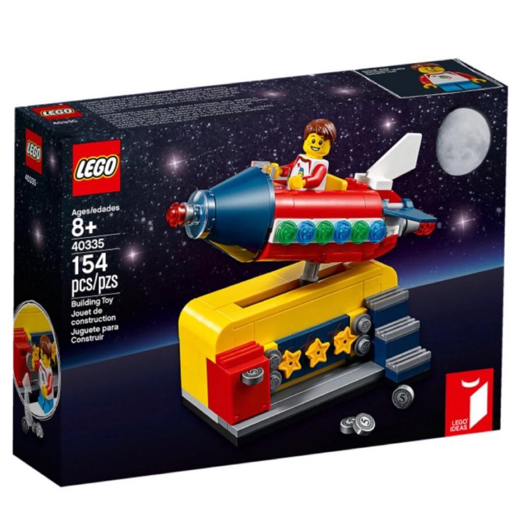 Space 40335 Ride Lego Tansh Rocket 45qc3LARjS