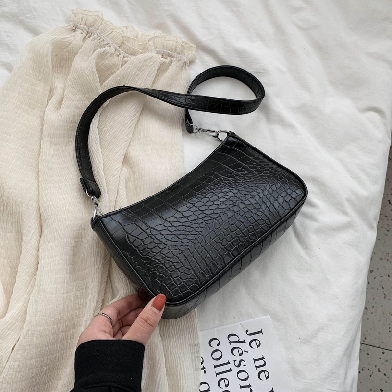 9.9US $ |Casual bag female 2020 new French niche foreign