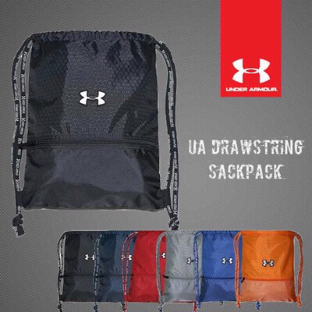Under Armour Waterproof Drawstring Sackpack