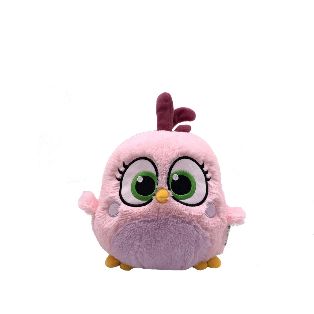 Angry Birds 2 Hatchling Pink Zoe Plush Toy 8 Inches