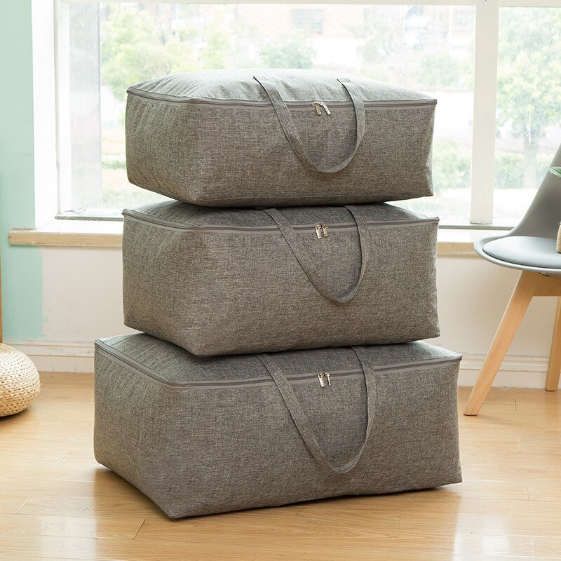 Storage Bag Portable Wardrobe Clothing
