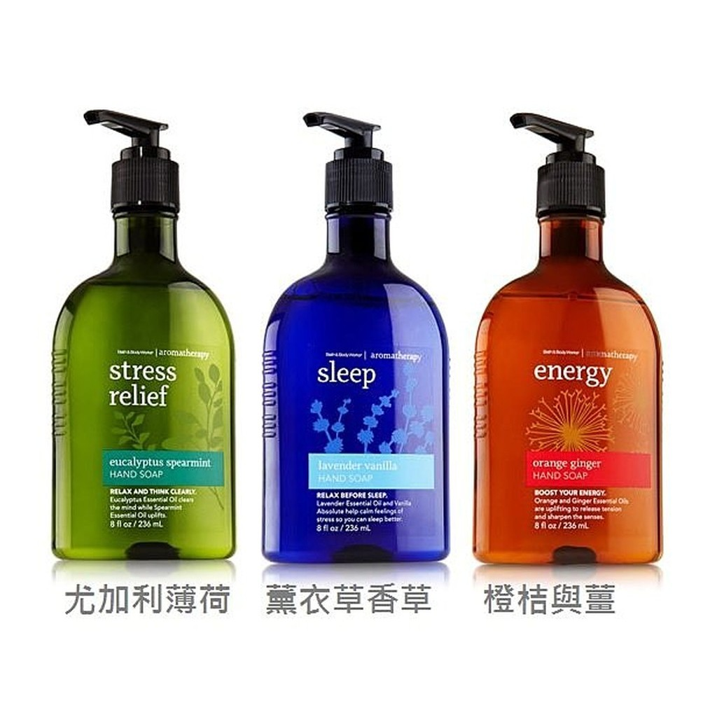 Bath Body Works Aromatherapy Essential Oil Foam Wash Lotion 236ml Orange Ginger Shopee Singapore
