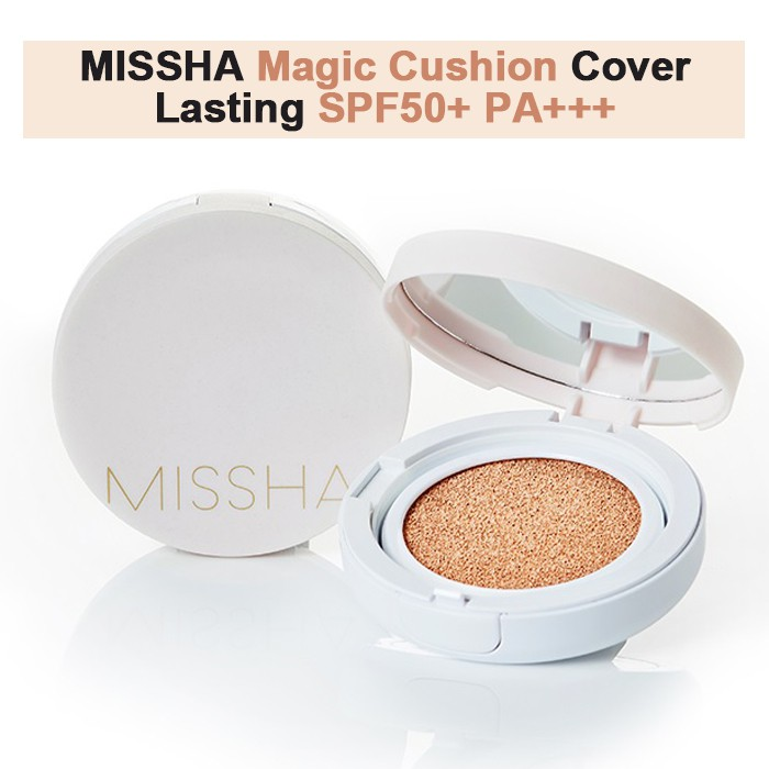 Missha Magic Cushion Cover Lasting Spf50 Pa 21