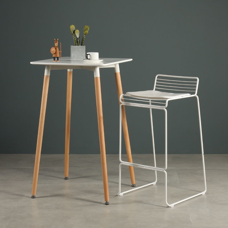 Cafe Bar Stools Metal Stool