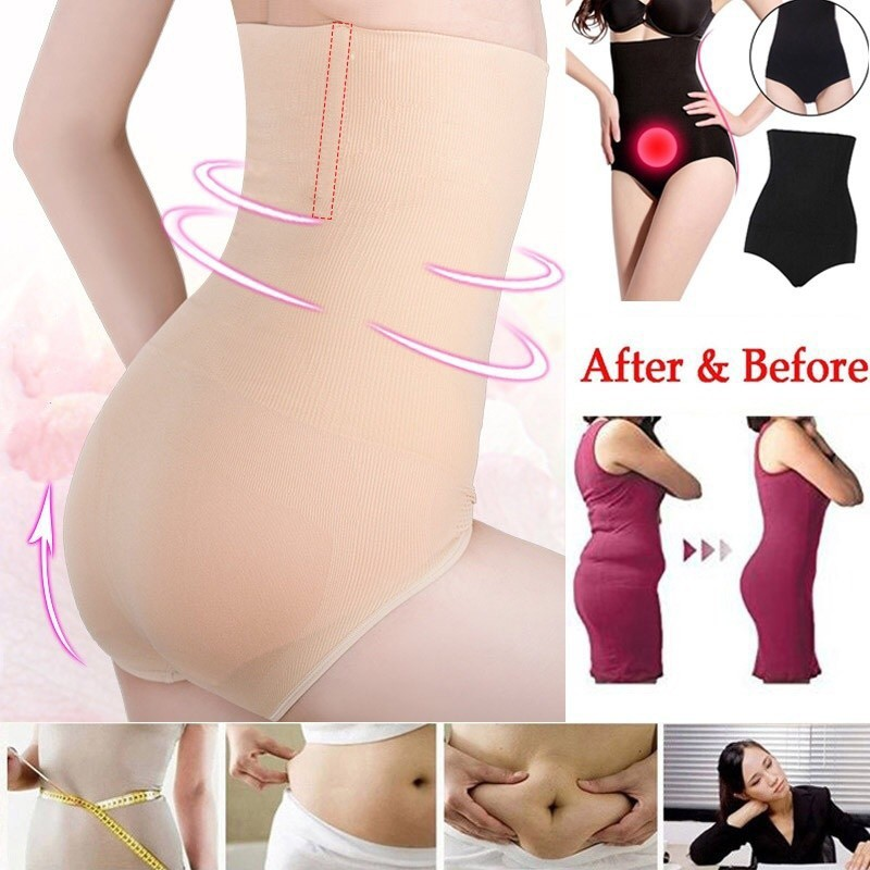 d9d6a15217 BODY SHAPER UNDERWEAR Plus Size❀SPANX Prevent Curling Slimming after  Delivery